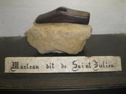 légende : Le marteau de saint Julien